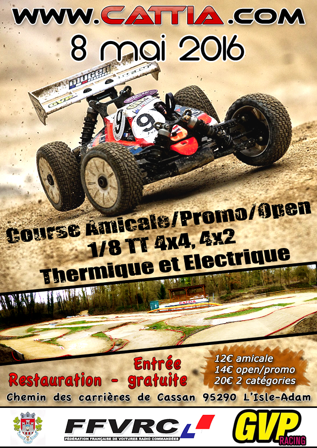 affiche course CATTIA 2016 3